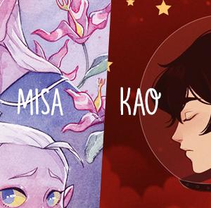 Kao & Misa – Mesa 21